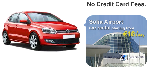 Sofia Airport Car Rental